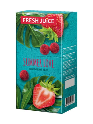 Набор косметический Summer Love | 4809437