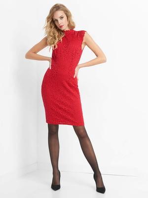Платье красное | 4739528