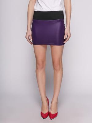 Спідниця фіолетова | 402768