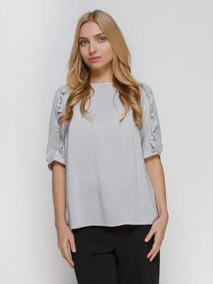 Блуза серая | 4810100