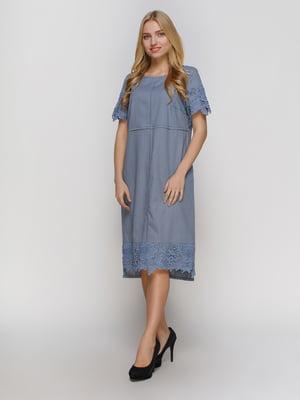 Сукня синя | 4810109