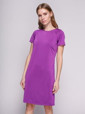 Сукня яскраво-фіолетова | 1215249