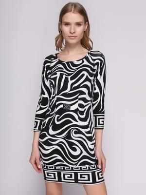 Сукня двоколірна | 330793