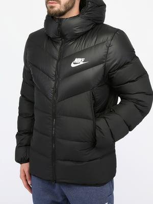 Куртка чорна | 4812005