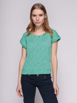 Джемпер зеленый | 475073