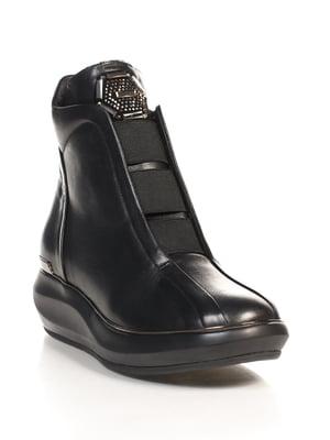 Ботинки черные | 4812086