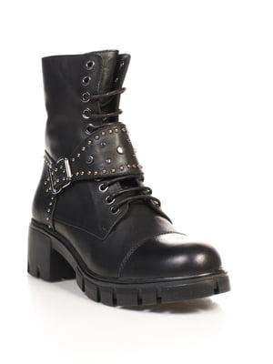 Ботинки черные | 4812082