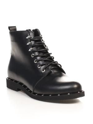 Ботинки черные | 4812055