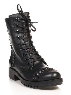 Ботинки черные | 4812063