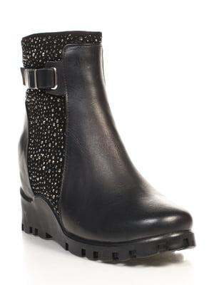 Ботинки черные | 4812058