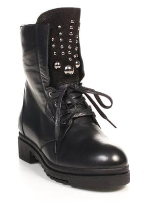 Ботинки черные | 4812065