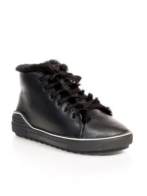 Ботинки черные | 4724237