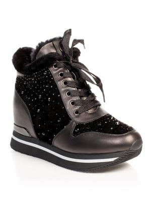 Ботинки черные | 4724239