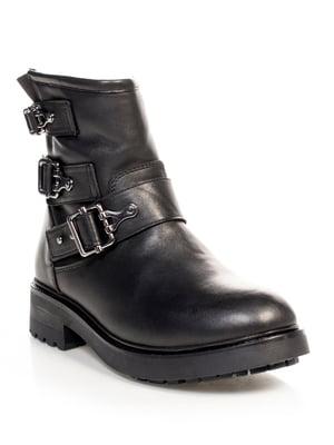 Ботинки черные | 4724240