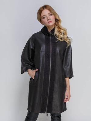 Куртка темно-коричнева   4705308