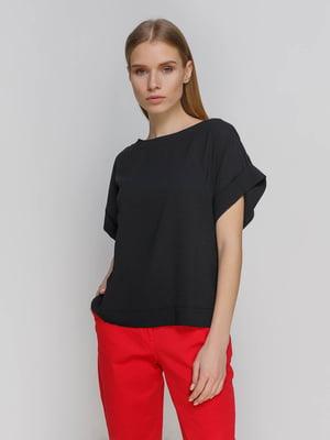 Блуза черная | 4695417
