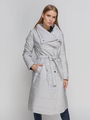 Пальто серое | 4695402