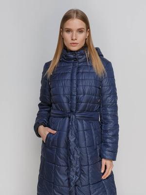 Пальто синее | 4775752