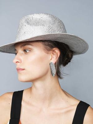 Шляпа серебристого | 4814140