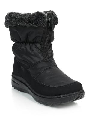 Ботинки черные | 4775741