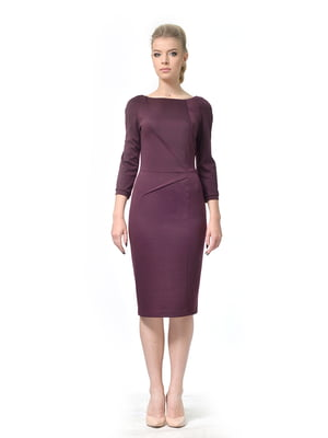 Платье фиолетовое | 4724021