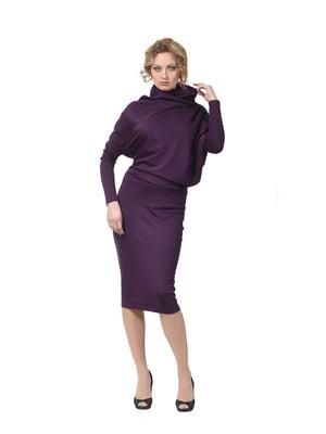 Платье фиолетовое | 4807548
