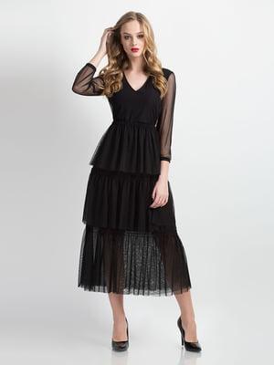 Платье черное | 4781894