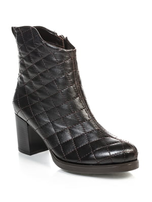Ботинки коричневые | 4809483