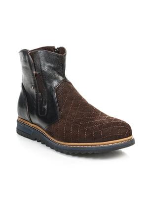 Ботинки коричневые | 4800142
