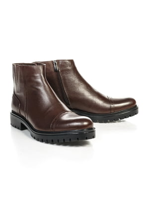 Ботинки коричневые | 4800137