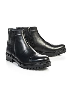 Ботинки черные | 4800136