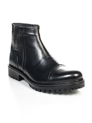 Черевики чорні | 4800136