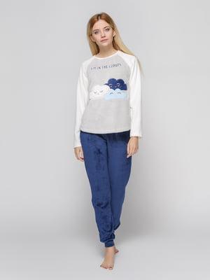 Піжама: джемпер і штани   3692358