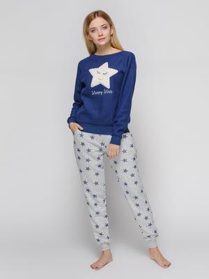 Піжама: джемпер і штани   3692357
