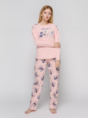 Піжама жіноча купити в інтернет магазині - LeBoutique Київ 436bac963ce66