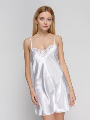 Рубашка ночная белая   3673380