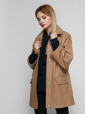 Пальто бежевое | 4789960