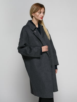 Пальто серое | 4790400