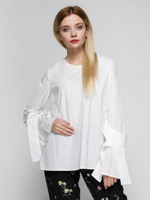 Блуза белая | 4789318