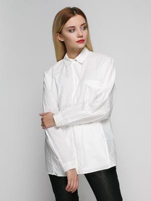 Рубашка белая | 4789306