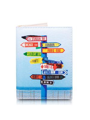 Обкладинка для паспорта | 4788392