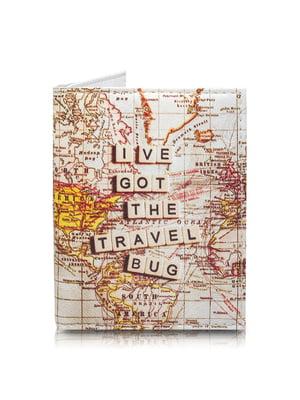 Обкладинка для паспорта | 4788397