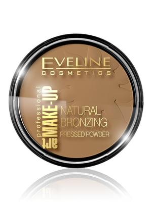 Пудра для лица Art Professional Make-Ap Natural Bronzing - №50 | 4816904