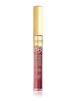 Блеск для губ BB Magic Gloss - №598 | 4816949