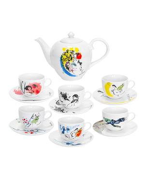 Сервіз чайний Chagall   4810723