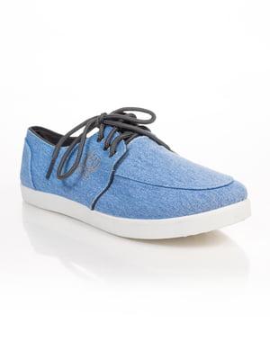 Кеды голубые | 4809005