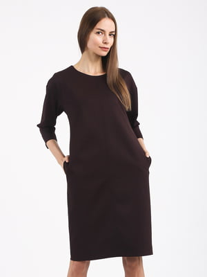 Сукня коричнева | 4817078