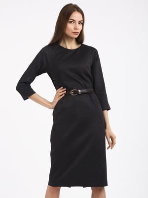 Платье черное | 4817081
