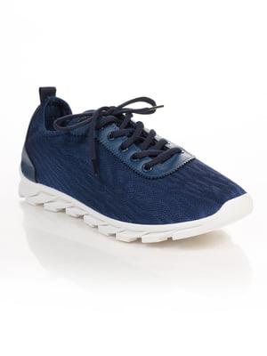 Кроссовки синие | 4809001