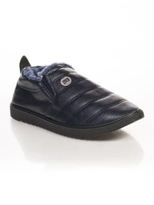 Ботинки темно-синие | 4817051